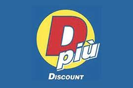 DISCOUNT D PIU